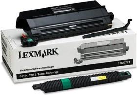 Lexmark Toner 12N0771 schwarz