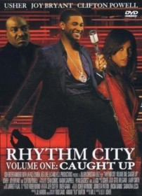 Usher - Platinum City Volume 1: Caught Up (DVD)