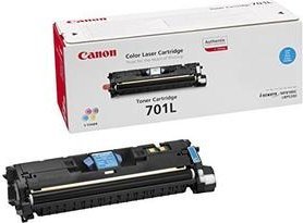 Canon Toner 701LC cyan (9290A003)