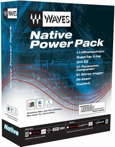 Waves: Native Power Pack Bundle (Native) (PC/MAC)