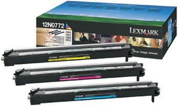 Lexmark 12N0772 Drum coloured
