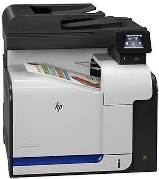 HP LaserJet Pro 500 color MFP M570dn, Farblaser (CZ271A)