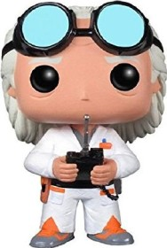 FunKo Pop! Movies: Back to the Future - Dr. Emmett Brown (3399)