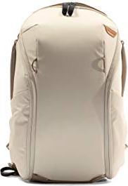 Peak Design Everyday Backpack Zip 15L V2 Rucksack beige (BEDBZ-15-BO-2)