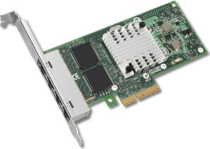IBM Intel I340-T4, 4x 1000Base-T, PCIe x4 (90Y4578)
