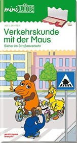 mini LÜK Verkehrserziehung: Verkehrskunde mit der Maus