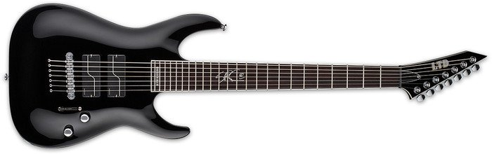 ESP LTD Stephen Carpenter SC-607B Black