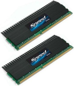 Super Talent Speed DIMM Kit  4GB PC3-17066U CL9-9-9-28 (DDR3-2133) (WS213UX4G9)