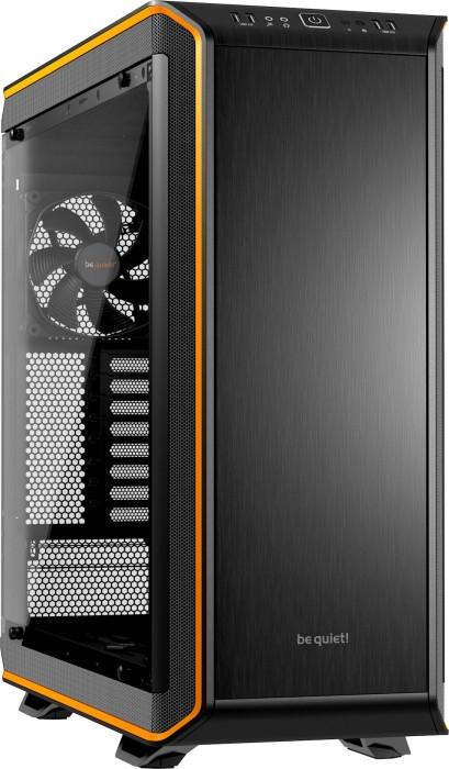 be quiet! Dark Base Pro 900 orange, Glasfenster, schallgedämmt (BGW10)