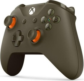 Microsoft Xbox One Wireless Controller grün/orange (Xbox One/PC)