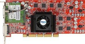 ATI FireGL X1, 256MB DDR, 2x DVI, AGP-Pro