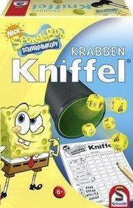 SpongeBob - Schwammkopf Krabben Kniffel