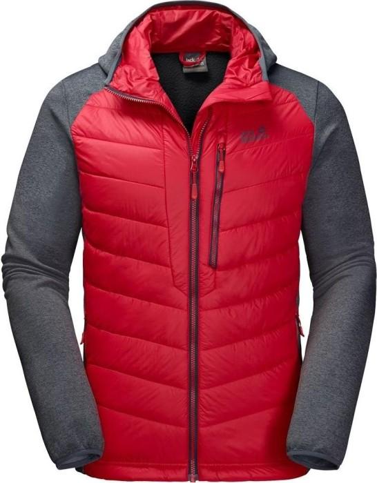 Jack Wolfskin Skyland Crossing Jacke ruby red (Herren) (1203751-2505) 8271068c28