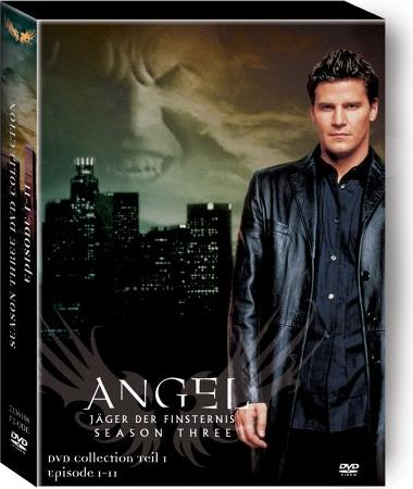 Angel - Jäger der Finsternis Season 3.1 -- via Amazon Partnerprogramm