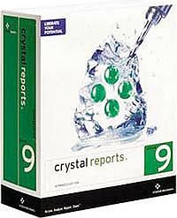 Business Objects: Crystal Reports 9.0 Advanced aktualizacja (PC) (RVUCC90G)