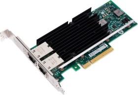 Intel X540-T2, 2x RJ-45, PCIe 2.1 x8, bulk (X540T2BLK)