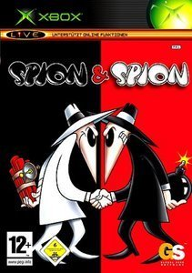 Spy vs. Spy (deutsch) (Xbox)