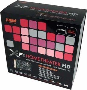 AuzenTech X-Fi Hometheatre HD, PCIe (AZT-XFHTHD)