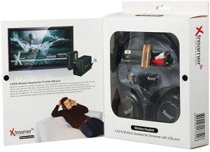 Xtreamer H1 wireless Head set