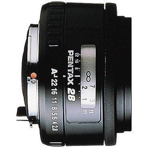 Pentax smc FA 28mm 2.8 AL czarny (22527)