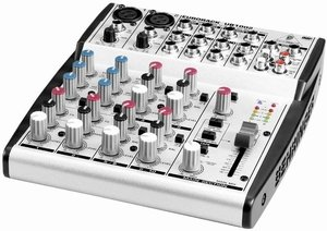 Behringer Eurorack UB1002 -- © Copyright 200x, Behringer International GmbH