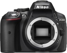Nikon D5300 schwarz mit Objektiv Fremdhersteller