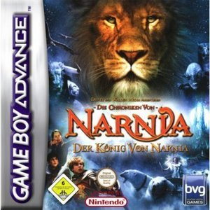 Die Chroniken of Narnia - the king of Narnia (GBA)