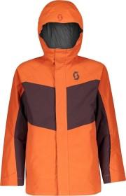 Scott B Vertic Dryo Skijacke orange pumpkin/red fudge (Junior) (277724-6641)