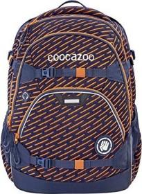 Coocazoo ScaleRale FreakaSneaka Orange Blue Schulrucksack (00188132)