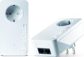 devolo dLAN 1000 duo+ Starter Kit weiß, HomePlug AV2, 2x RJ-45, 2er-Pack (8110)