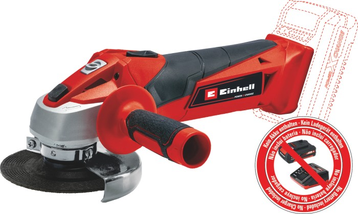 Einhell TE-AG 18/115 Li cordless angle grinder solo (4431130)