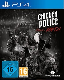 Chicken Police (PS4)