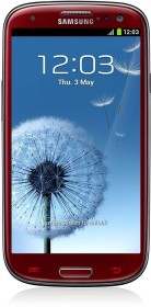 Samsung Galaxy S3 i9300 64GB rot