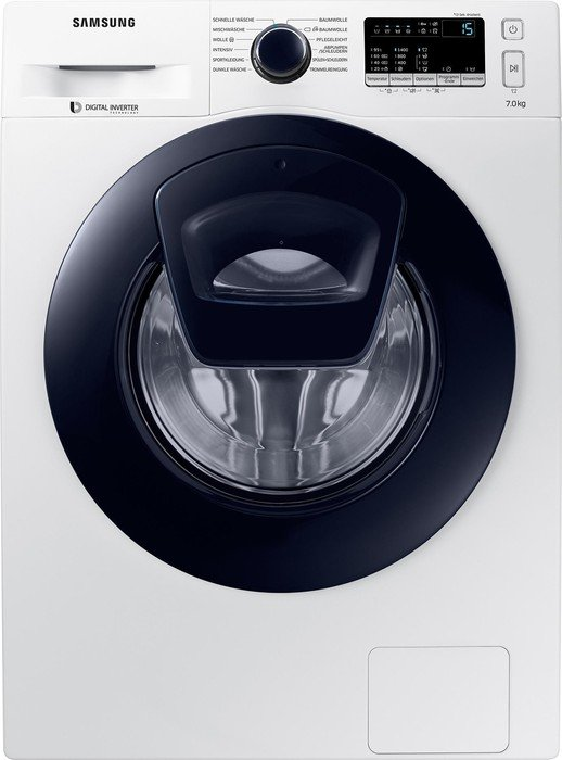 Fantastisch Samsung WW70K44205W Frontloader
