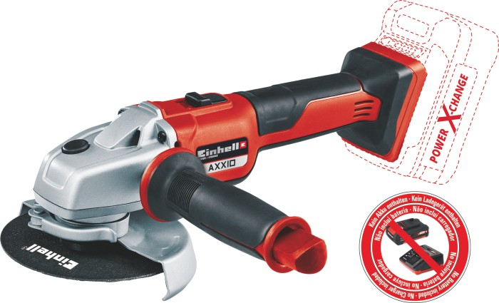 Einhell TE AG 18/125 Li Bl Axxio cordless angle grinder solo (4431140)