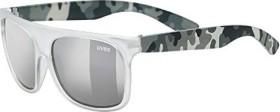 UVEX sportstyle 511 white-transparent/grey (Junior)