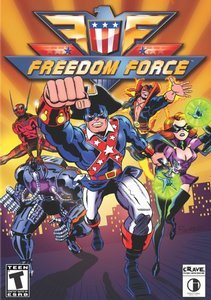 Freedom Force (niemiecki) (PC)