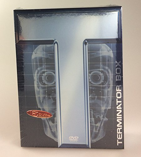 Terminator Box (Filme 1-3) -- via Amazon Partnerprogramm