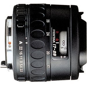 Pentax smc FA 17-28mm 3.5-4.5 black (27000)