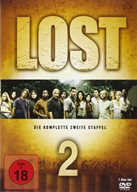 Lost Season 2 (DVD)