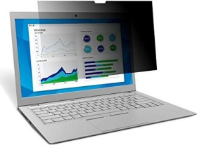 """3M notebook privacy filter PF121C3B 12.1"""" 4:3 (7000013666)"""