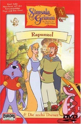 Simsala Grimm Vol. 4: Rapunzel, Die sechs Diener -- via Amazon Partnerprogramm