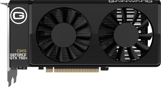 Gainward GeForce GTX 750 Ti Golden Sample, 2GB GDDR5, VGA, DVI, Mini HDMI (3071)