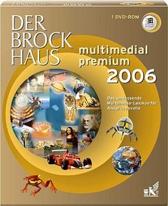 Brockhaus: Der Brockhaus Multimedial 2006 Premium, DVD (deutsch) (PC)