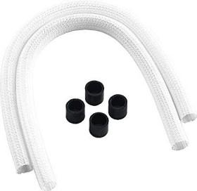 CableMod AIO Sleeving Kit Series 2 für EVGA CLC oder NZXT Kraken, weiß (CM-ASK-S2KW-R)