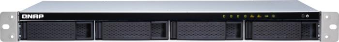 QNAP Turbo Station TS-431XeU-2G 8TB, 1x 10Gb SFP+, 2x Gb LAN, 1HE