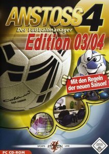 Anstoss 4 Edition 03/04 (German) (PC) (LTAS120)