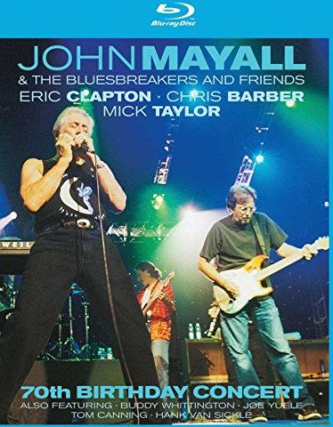 John Mayall & the Bluesbreakers and Friends - 70th Birthday Concert (Blu-ray) -- via Amazon Partnerprogramm