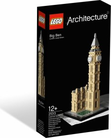 LEGO Architecture - Big Ben (21013)
