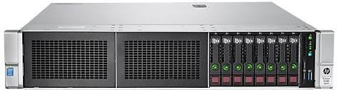 "HP ProLiant DL380 Gen9, 1x Xeon E5-2620 v4, 16GB RAM, 8x 2.5"" (843556-425)"